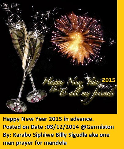 Happy New Year 2015 | Soul Food